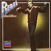 John Miles - Rebel (2003)  CD  NEW/SEALED  SPEEDYPOST