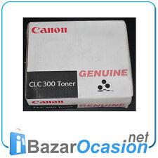 Toner Canon Geniune CLC 300 Negro Black 1421A002  Original Nuevo