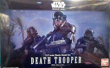 Bandai Star Wars Rogue One Death Trooper 1/12 Plastic Model Kit