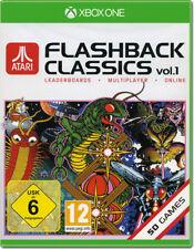ATARI Flashback Classics Collection Vol.1 per XBOX ONE (NUOVO E SIGILLATO)