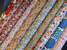 LIBERTY FABRIC-TANA LAWN -BUY UNIT 20cmx136or90cm- VINTAGE -CLASSICS - NEW STOCK