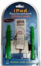 New 616-0223 330mAh 3.7V Battery Replacement for iPod Nano 1st Gen 1GB/2GB/4GB