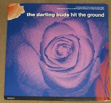 """THE DARLING BUDS - Hit The Ground ~10"""" Vinyl~ *Limited Edition*"""