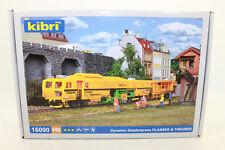 Kibri 16090 Dynamic Plug Express Plasser & Theurer Kit H0