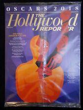 THE HOLLYWOOD REPORTER MAGAZINE OSCARS 2018 THE OSCAR ISSUE