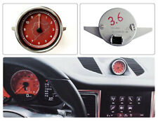 Central Control Compass Nurburgring Track Clock Fit For Porsche Cayenne Macan