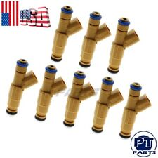 Set of 8pcs Fuel Injectors For 99-01 Ford Lincoln Mercury V8 0280155857 XW7E-A5B