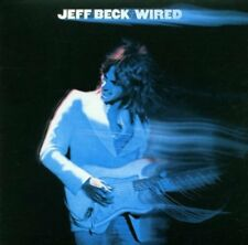 JEFF BECK WIRED CD LIMITED EDITION ROCK 2001 NEW