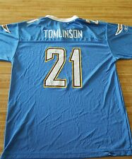 Ladainian tomlinson jersey youth XL San Diego Chargers Reebok A2