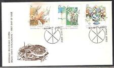 CYPRUS 1987 CHRISTMAS CUSTOMS CHILD OLIVE BRANCHES CROPS FOOD UNOFFICIAL FDC.
