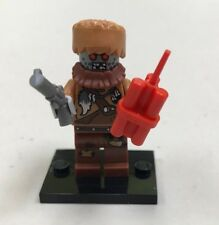 Genuine LEGO Minifigure Wiley Fusebot - Complete - from TLM - tlm014