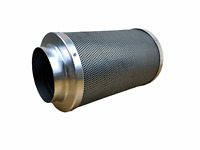 """CARBON HYDROPONIC EXTRACTION FILTERS 4 5 6 8 10"""" INCH GROW TENT ROOM ODOUR"""