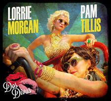 Lorrie Morgan & Pam Tillis : Dos Divas CD (2013) ***NEW***