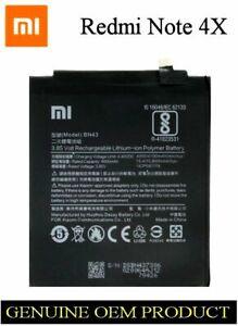 Xiaomi Redmi Note 4X Original battery BN43 4000mAh