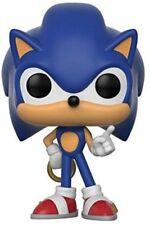 Figura pop Sonic with ring Funko