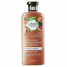 400ml Herbal Essences Conditioner Volume White Grapefruit & Mosa Mint DHL EXPRES