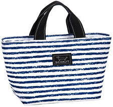 Scout Bags Nooner Lunch Cooler Tote Bag - Chalk the Line
