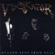 VYNDIKATOR Heaven Sent From Hell CD ( o226a ) US Power Metal - 162366