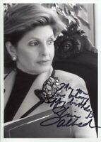 Gloria Allred Famous Civil Rights Attorney Lawyer Signed Autograph Photo