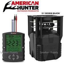American Hunter Xd-Pro Feeder Kit Varmint Guard Digital Timer Game Deer