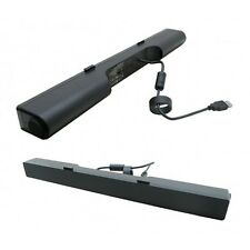 Dell MN008 USB Wired SoundBar AC511 for E2414H P1914S P2014H P2214H P231