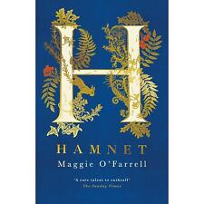 Signed Book - Hamnet by Maggie O'Farrell First Edition 1st Print