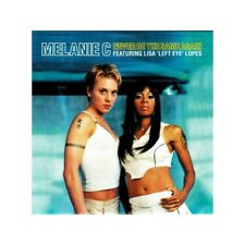 cd  single..MELANIE C.....NEVER BE THE SAME AGAIN