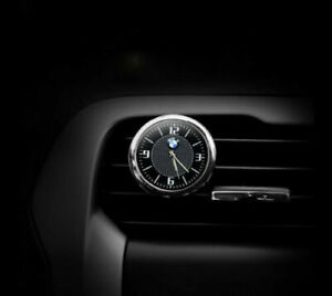 For BMW Car Clock Refit Interior Luminous Electronic Quartz Watch Ornaments GIFT