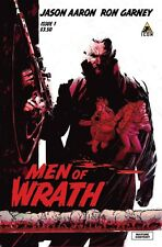 MEN OF WRATH (2014) #'s 1, 2, 3, 4, 5 VF/NM SET JASON AARON RON GARNEY ICON