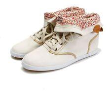 Keds WF37577 Women's January Boots, White, 8 M US