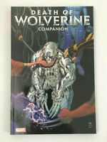 Death of Wolverine Companion Graphic Novel Trade Paparback