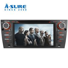 "BMW E90 E91 E92 E93 7"" Touch Screen Car Stereo Sat Nav DAB+ Radio GPS DVD RNS"