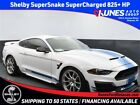 2021 Ford Mustang Shelby SuperSnake 825+ HP 2021 Ford Mustang Shelby SuperSnake 825+ HP Oxford White 2D Coupe - Shipping Ava