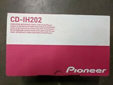 Pioneer CD-IH202 AppRadio Mode HDMI Interface Cable Kit iPhone