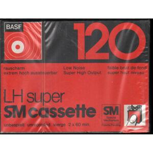 BASF LH Super 120 SM Cassette Sigillata