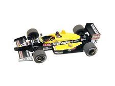 OSELLA FA1//G GP USA 1986 TAMEO KITS IN METALLO 1//43