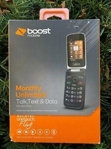 Boost Mobile Alcatel OneTouch Fling - Flip Phone