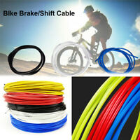 4mm/5mm Shift Cable Wire Derailleur Cable Bike Shifters Bicycle Brake Cables