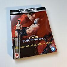 Thor Ragnarok (mcu) 4k Blu Ray Steelbook