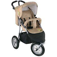 Knorr Baby Joggy S Dreirad Sportwagen camel-fleury TOP