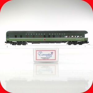 """N Scale LOWELL SMITH Northern Pacific, NP """"Gallatin River"""" Loewy Observation Car"""