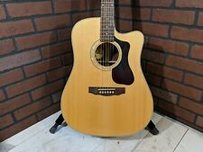 Guild D-150CE Acoustic-Electric Guitar - Natural