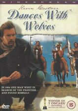 Dances With Wolves - Kevin Costner, Mary McDonnell, 1990 - DVD - NEW & Sealed