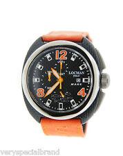 Locman Mare Chronograph Titanium Carbon Fiber Watch 134