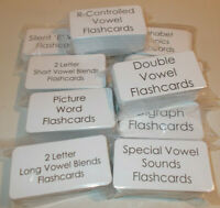 Ten sets 1001 Laminated Numbers 0-1000 Flashcards