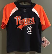 Detroit Tigers Toddler Shirt 3T **NEW**FREE SHIPPING**
