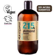 Naissance Mandelöl süß - 500ml - vegan für Hautpflege Naturkosmetik
