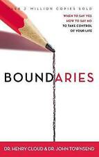 Boundaries: When to Say Yes, How to Say No( Pdf book)