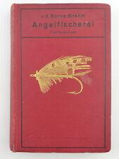 Buch: Angelfischerei 5. Auflage Verlag von Paul Parey in Berlin SW. 11 e418
