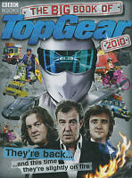 The Big Book of Top Gear 2010 by Top Gear, Good Used Book (Hardcover) FREE & FAS